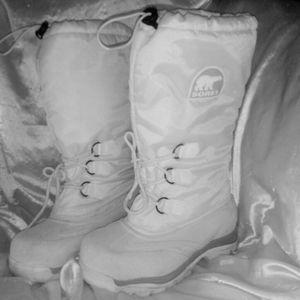 Sorel Snowlion Utility Boots